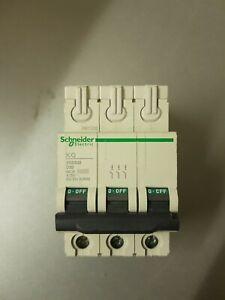 Schneider  D32 32A 3 Phase MCB