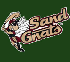 Savannah Sand Gnats Baseball Embroidered Mens Polo Shirt XS-6XL, LT-4XLT New