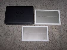 2005 Infiniti G35 Coupe Factory Owner Operator User Guide Manual Set 3.5L V6