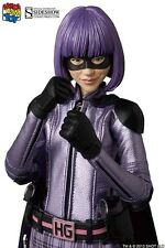 KICK ASS 2~HIT-GIRL / CHLOE GRACE MORETZ~RAH~SIXTH SCALE FIGURE~MEDICOM TOY~MIB