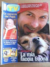 TV Sorrisi e Canzoni n°17 2002 Lorenzo Jovanotti Alex Britti   [D53]