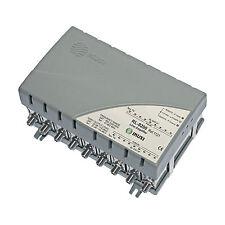 Ikusi RL-9200 Verstärker 8 SAT+1TERR 114dBµV High Class SAT Verstärker Amplifier