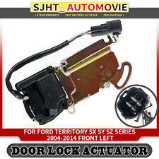 New Door Lock Actuator Front Left for Ford Territory SX SY SZ 04-2014 SXA21813B