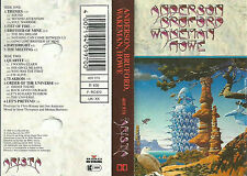 ANDERSON BRUFORD WAKEMAN HOWE CASSETTE CLASSIC YES LINEUP