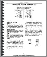 New Holland TR96 Combine Service Manual