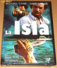 LA ISLA / THE ISLAND Michael Caine & Michael Ritchie -English Español -Precintad