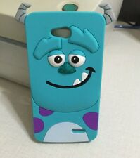 3D Sulley Soft Silicone Cover Case For LG Optimus L90 D410 D405 D415
