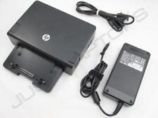 HP Compaq Estación De Acoplamiento Replicador De Puerto + 230 W PSU NZ222AA NZ223AA 581598-001