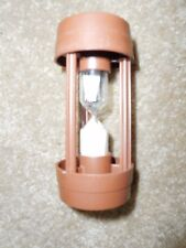 Sand Timer West Germany 40th Anniversary James Industries, Holidaysburg, PA