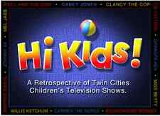 Hi Kids! Twin Cities TV Shows From the 50s-60s. Casey Jones, Axel, Carmen & More