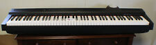 Yamaha - P-125B Digital Piano With Foot Pedal