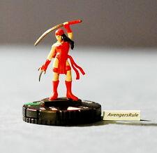 Marvel Heroclix Deadpool 031 Elektra Uncommon