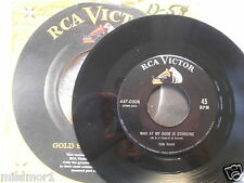 Eddy Arnold RCA Victor Records 447-0508 Who standing at my door 45 RPM VG+