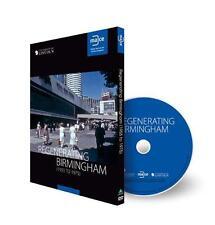 REGENERATING BIRMINGHAM (1955 to 1975) DVD- Herbert Manzoni, local history media