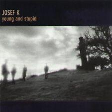 "Josef K ""Young and Stupid"" cd LTM 21 tracks"