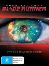 Blade Runner (DVD, 2007, 5-Disc Set) Harrison Ford, Rutger Hauer