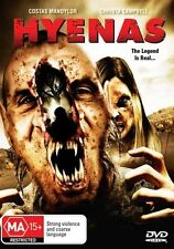 Widescreen Horror DVD: 4 (AU, NZ, Latin America...) Creatures/Monsters DVD & Blu-ray Movies