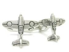 Novelty Airplane Cuff Links Cufflinks #C-179