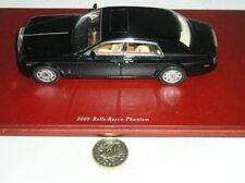 Véhicules miniatures noirs TrueScale Miniatures en résine