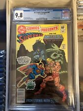 DC Comics Presents #47 CGC 9.8 1st He-Man and Skeletor Newsstand Edition RARE
