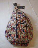 KAVU Rope Bag Mesa 923-669 Sling Backpack Daypck Womens everyday travel*^