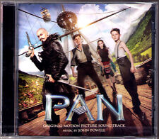 PAN John Powell OST COLONNA SONORA CD Lily Allen Peter Joe Wright Hugh Jackman nuovo