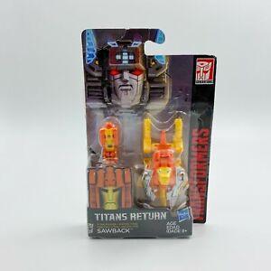 Transformers Titans Return Titan Master Sawback