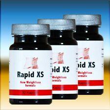 NEU: RAPID XS Gewichtsmanagement Diät Fatburner Kapseln zum schnell abnehmen!