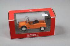 ZC1148 1153 Norev 310507 Voiture  Miniature 1/64 Citroën Mehari Orange