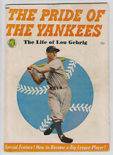 M0455: The Pride of the Yankees, Vol 1, Fine Condition