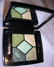 Christian Dior 5 Color Couleurs Designer Eye Shadow 434 PEACOCK NWOB