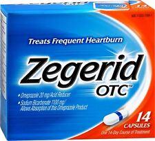Zegerid OTC Capsules 14 Capsules (Pack of 2)