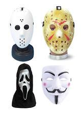 Horror Movie Film Halloween Mask Pack Fancy Dress