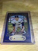 Mickey Mantle Topps 2012 No. HH-MM New York Yankees Babe Ruth Collector Card RP