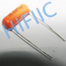 2PCS Sprague Orange Drop capacitor SBE 600V 0.05UF Replace 0.047UF