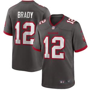 Tampa Bay Buccaneers Jersey Men's Nike NFL Alternate Jersey - Brady 12 - New