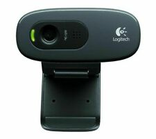 Sealed LOGITECH HD Webcam C270 - Box Broken