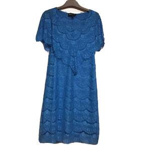 "Ossie ClarkLondon Ladies Dress Size 16 Length 37"" Armpit to Armpit 18"""