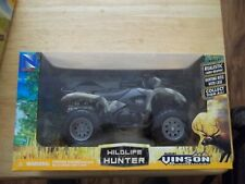 NEW RAY WILDLIFE HUNTER SUZUKI VINSON QUAD RUNNER 1/12 SCALE