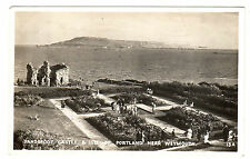 Sandsfoot Castle - Weymouth Photo Postcard 1945