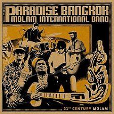The Paradise Bangkok molam International nastro - 21st Century molam CD NUOVO