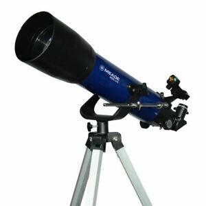 Meade 708010 S102mm Refracting Telescope w/ Smartphone Adapter, Accessories