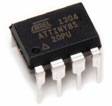5 PCS ATTINY85-20PU ATTINY85 MCU 8BIT 8KB MICROCONTROLLER - SHIPPED FROM USA