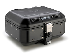 GIVI TREKKER DOLOMITI DLM30B TOP BOX CASE Black Line fits any MONOKEY plate 30 L
