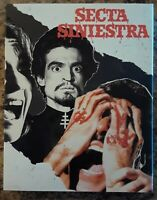 Secta Siniestra Bloody Sect [Blu-ray / DVD] 1982 Vinegar Syndrome Slipcover OOP