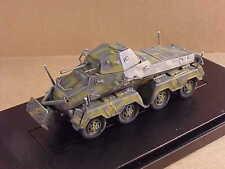 Dragon Armor 1/72 Resin Sd.Kfz.231 Heavy Armored Car, 23.Pz. Mozdok 1942 #60600