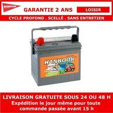 896 Batterie de Démarrage Pour Tondeuse Bateau Tracteur 30Ah 12V - U1MF-X