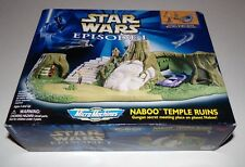 Micro Machines Star Wars Episode 1 Naboo Temple Ruins Play Set - New In Box