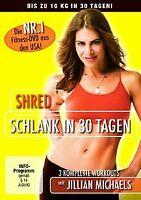 Shred - Schlank in 30 Tagen | DVD | Zustand gut