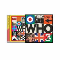 The Who - Who (Deluxe) [CD] Sent Sameday*